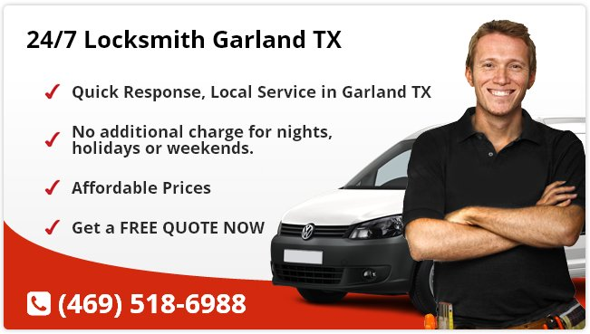 Garland TX Locksmith